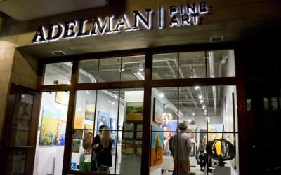 Adelman Fine Art Gallery Grand Opening