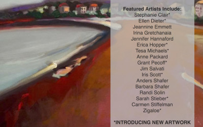 Adelman Fine Art Gallery; Upcoming Show